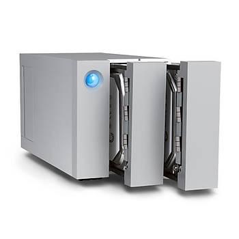 __8TB LACIE 3.5 INC LAC9000438EK 2BIG 2X THUNDERBOLT2 + USB 3.0 RAÝD 0,1 HARÝCÝ DÝSK (MAC + PC)