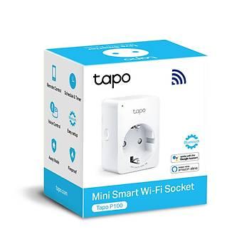 TP-LINK TAPO P100 MINI Wi-Fi AKILLI PRÝZ (4 LÜ)