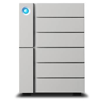 24TB LACIE STFK24000400 6BIG 2X THUNDERBOLT3 + USB 3.1 RAID 0/1/5/6/10/50/60 HARÝCÝ DÝSK, 5 YIL DATA KURTARMA SERVÝSÝ