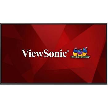 86 VIEWSONIC CDE8620 4K ULTRA HD 450nits 1200:1 8MS HDMIX2 DPX1 VGA USBX3 KURUMSAL EKRAN