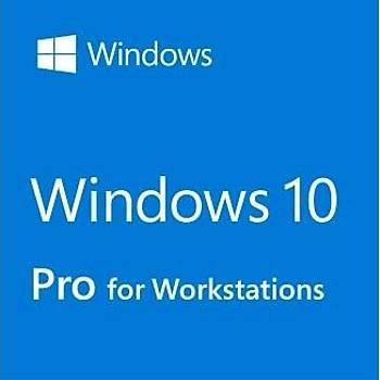 MS WINDOWS 10 PRO WORKSTATION 64BIT TURKCE KUTU HZV-00082