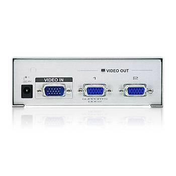 ATEN VS92A-A7-G 2-PORT VGA SPLITTER(350MHZ)