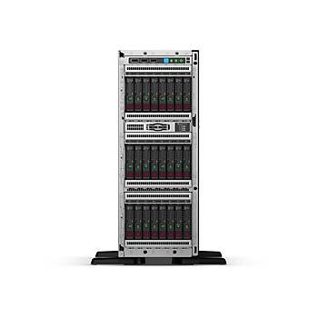 HPE SRV P11051-421 ML350 GEN10 X-4210 1P (1X16GB) 16GB-R P408i-a 8SFF 1x800W POWER SUPPLY