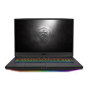 MSI NB GT76 TITAN DT 10SGS-095TR I9-10900K 64GB DDR4 RTX2080 SUPER GDDR6 8GB 1024GB (2X512) SSD 1TB 7200RPM 17.3 120Hz UHD W10PH