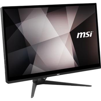 MSI AIO PRO 22XT 9M-020XTR 21.5 LED 1920X1080 (FHD) MULTI-TOUCH I3-9100 8GB DDR4 256GB SSD DOS SIYAH