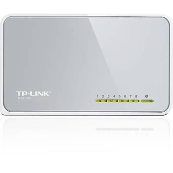 TP-LINK TL-SF1008D 8 PORT 10/100 MASAÜSTÜ SWITCH