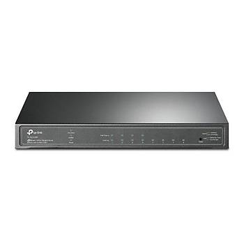 TP-LINK TL-SG2008P 8 PORT 10/100/1000 Mbps 4 PORT POE PLUS GIGABIT SMART SWITCH