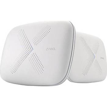 ZYXEL MULTY X AC3000 TRI-BAND WHOLE HOME WIFI MESH SISTEMI (TEKLI)