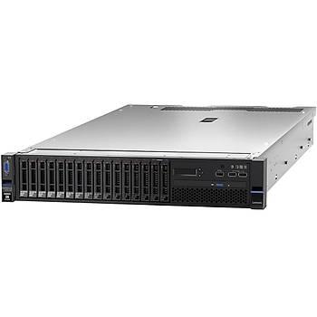 LENOVO SERVER 8871EFG X3650 M5 8C E5-2620 V4 85W 2.1GHZ/2133MHZ/20MB 1X16GB 2X300GB HS 2.5ÝN SAS/SATA SR M5210 2X550W P/S RACK