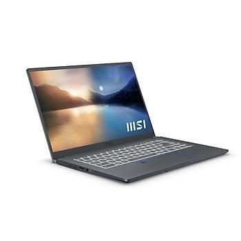 MSI NB PRESTIGE 15 A11SCS-035TR i7-1185G7 16GB DDR4 GTX1650TI GDDR6 4GB 512GB SSD 15.6 FHD W10