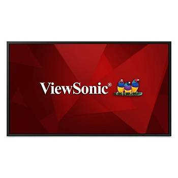 55 VIEWSONIC CDE5520 4K ULTRA HD PRESENTATION DISPLAY - SUNUM EKRANI