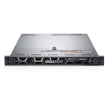 DELL SRV R6401S10P R640 SILVER 4110 1x16G 2x300G 10K 8x2.5 H730P 2G iDRAC9 2x495W RPS