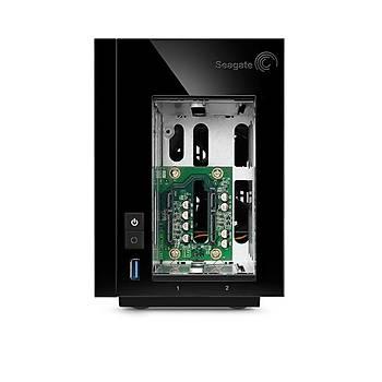 SEAGATE 0TB NAS PRO 2-BAY STDD200 /1.7 GHz 64 bit/2GB-DDR3/RAID 0, 1/2XGIGA VERÝ DEPOLAMA ÜNÝTESÝ