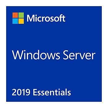 MS WINDOWS SERVER ESSENTIALS 2019 64 BIT INGILIZCE OEM G3S-01299