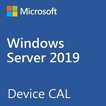 MS WINDOWS SERVER DEVICE CAL 2019 TURKCE 5 KULLANICI R18-05842