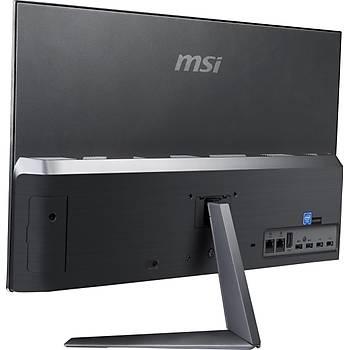 MSI AIO PRO 24X 10M-030XTR 23.8 LED 1920X1080 (FHD) NON-TOUCH I7-10510U 16GB DDR4 256GB SSD DOS GUMUS