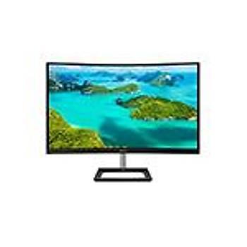 """PHILIPS 325E1CA/00 -31.5""""  QUAD HD Ultra Geniþ Renkli Kývrýmlý LCD , VGA HDMI DP"""