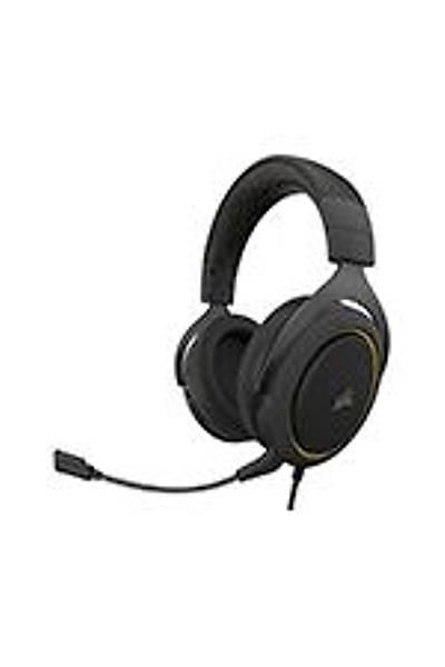 CORSAIR HEADSET - CA-9011214-EU HS60 PRO (YELLOW) HS60 PRO SURROUND Gaming Headset — Yellow (EU)