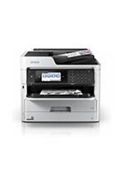 EPSON WorkForce Pro WF-M5799DWF  A4, Siyah Beyaz Yazýcý,Tarayýcý,Fotokopi,Fax, Dublex, Wi-Fi ve Ethernet