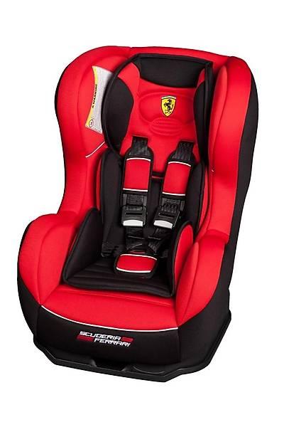 Ferrari Cosmo 0-25 kg Oto Koltuðu - Kýrmýzý