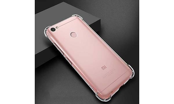 Xiaomi Redmi Note 5A Kýlýf Zore Nitro Anti Shock Silikon