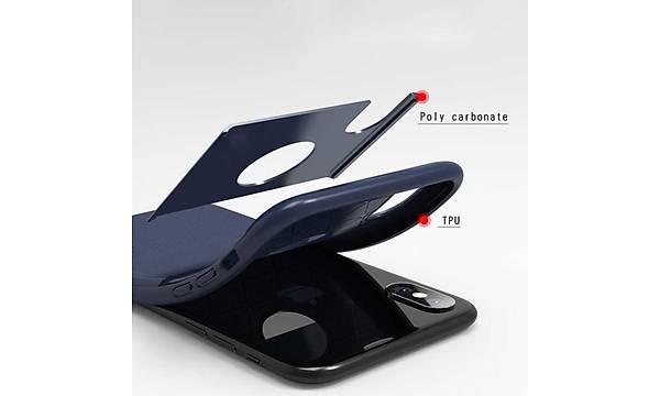 Apple iPhone X Kýlýf Zore Optic Kapak