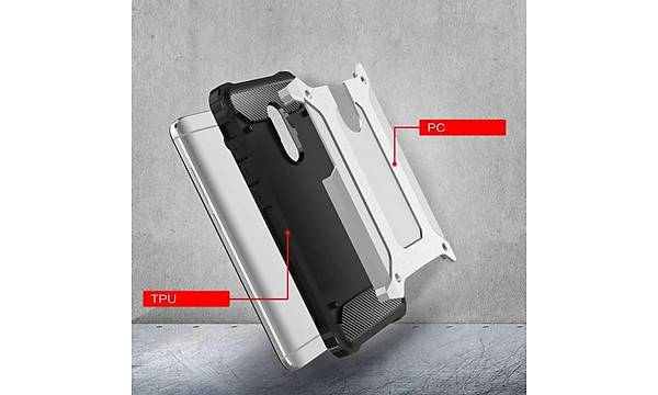 Xiaomi Redmi Note 4X Kýlýf Zore Crash Silikon Kapak