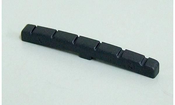 Black TUSQ XL slotted strat styic