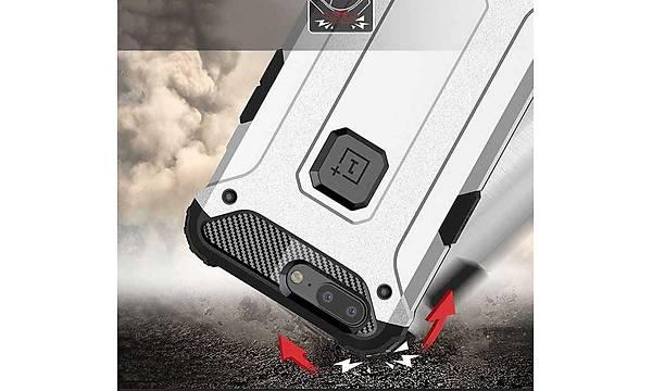 One Plus 5T Kýlýf Zore Crash Silikon Kapak
