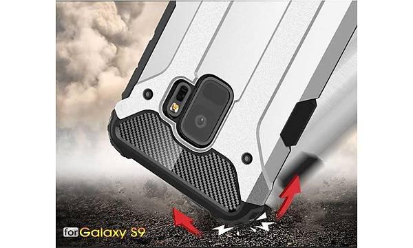 Galaxy S9 Kýlýf Zore Crash Silikon Kapak