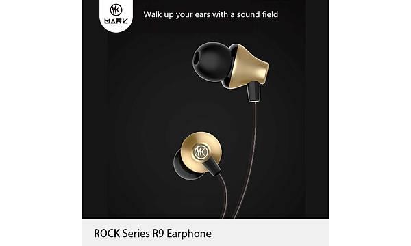Rock R9 3.5mm Mp3 Stereo Kulaklýk