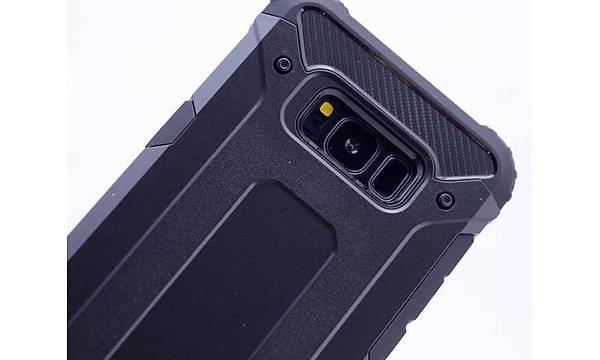 Galaxy S8 Plus Kýlýf Zore Crash Silikon Kapak