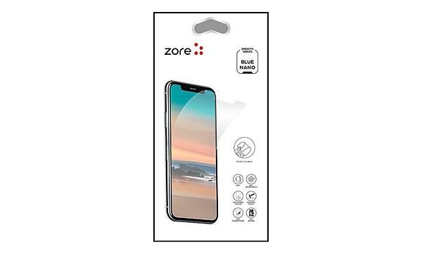 Galaxy A8 Plus 2018 Zore Blue Nano Screen Protector