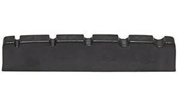 Black TUSQ XL Slotted Bass 5 String