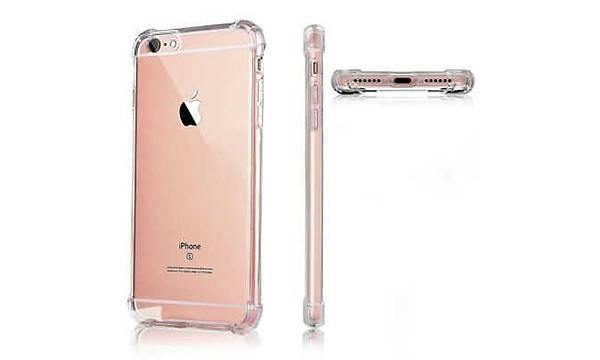 Apple iPhone 7 Kýlýf Zore Nitro Anti Shock Silikon