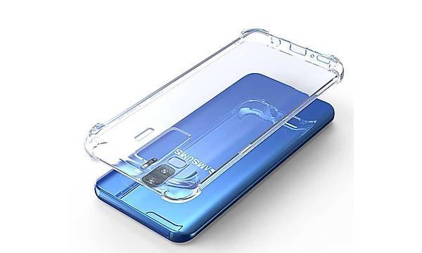 Galaxy S9 Plus Kýlýf Zore Nitro Anti Shock Silikon