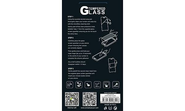 HTC Desire 820 Zore Temperli Cam Ekran Koruyucu