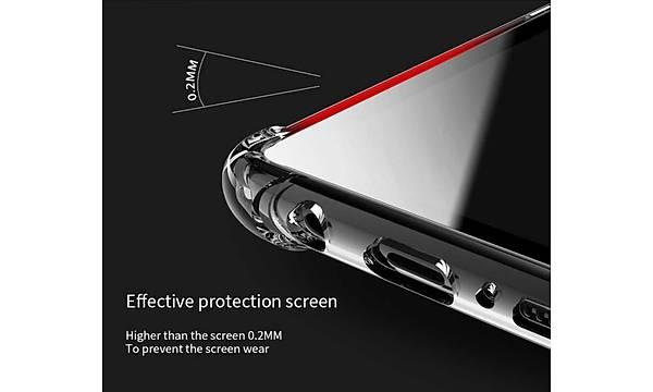 Galaxy S8 Kýlýf Zore Nitro Anti Shock Silikon