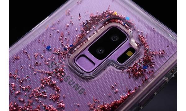 Galaxy S9 Plus Kýlýf Zore Sýralý Taþlý Sývýlý Silikon