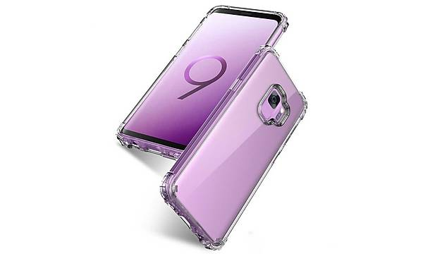 Galaxy S9 Kýlýf Zore Nitro Anti Shock Silikon