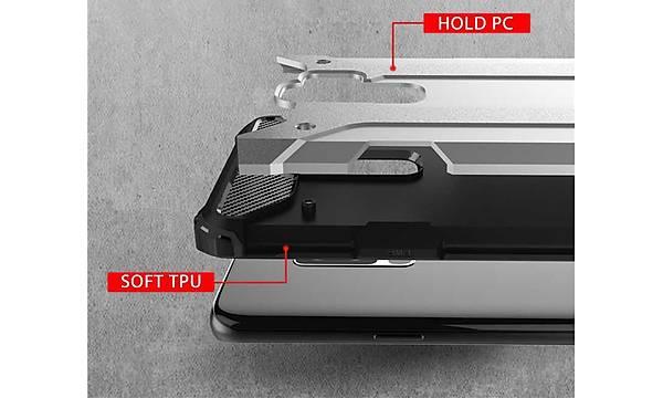 Galaxy S9 Plus Kýlýf Zore Crash Silikon Kapak