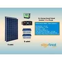 Güneþ Enerjisi Paketi / Günlük 3 Kw Enerji
