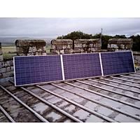 Güneþ Enerjisi Paketi / Günlük 4,5 Kw Enerji