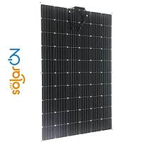 Yarý Esnek Güneþ Paneli 300 Watt Monokristal