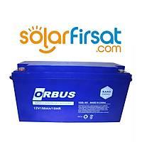 A(103) Orbus Carbon Jel Akü 150 Amper 12 Volt