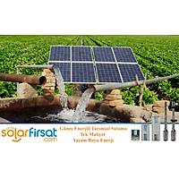 Solar Sulama - 5,5 Hp / 4 Kw Trifaze