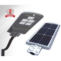 100 Watt Solar Sokak Aydýnlatma all in one