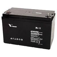 Vision 100 Amper 12 Volt AGM Akü