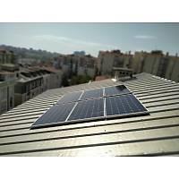 Güneþ Enerjisi Paketi / Günlük 10 Kw Enerji