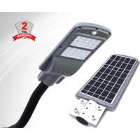 40 Watt Solar Sokak Aydýnlatma all in one